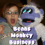 Bean's monkey business